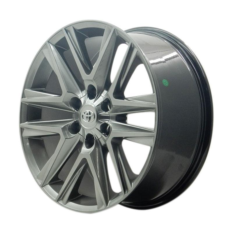 harga HSR Wheel Lexus LX6046 Hyper Black Velg Mobil [Ring 20x85 H6x139,7 ET35] Blibli.com