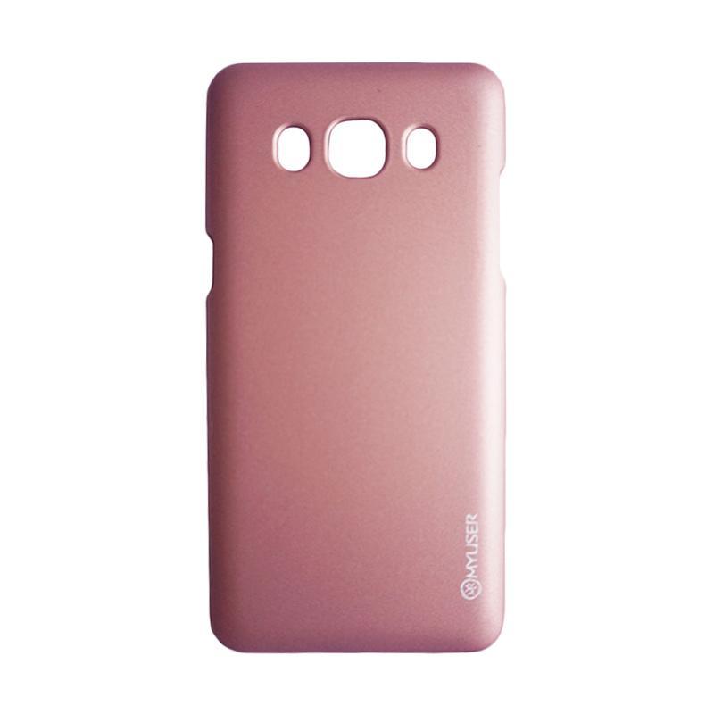 MyUser Colorado Hardcase Casing for Samsung Galaxy S8 - Pink