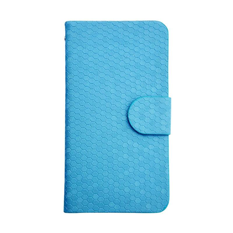 OEM Case Glitz Cover Casing for Motorola Moto DROID Turbo 2 - Biru