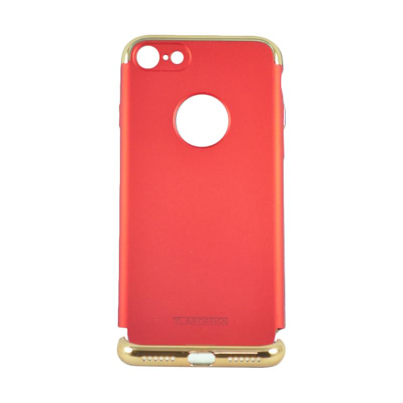 Tunedesign PyShell Fusion Casing for iPhone 7 Plus - Red