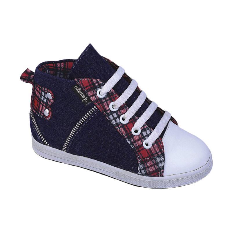 Catenzo Junior CJR CDA 005 Sepatu Casual Anak Perempuan - Biru