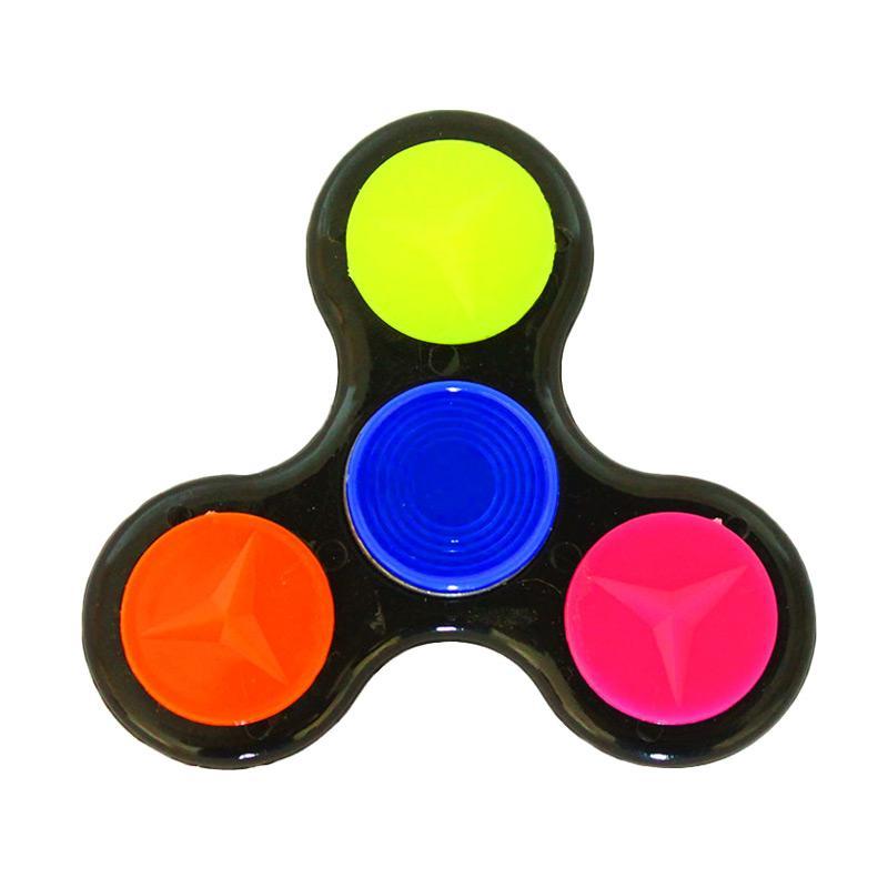 Istana kado IKO00776 Mainan Fidget Hand Spinner N/6 Multicolour
