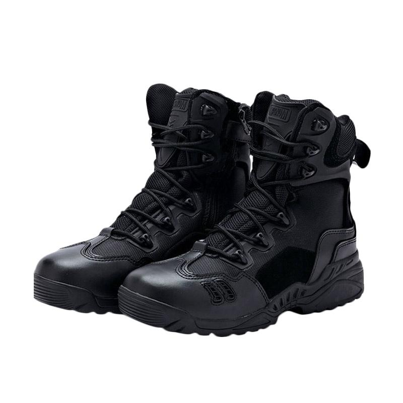 harga Magnum Spider Boots Millitary Fashion 8' Sepatu Pria - Hitam Blibli.com