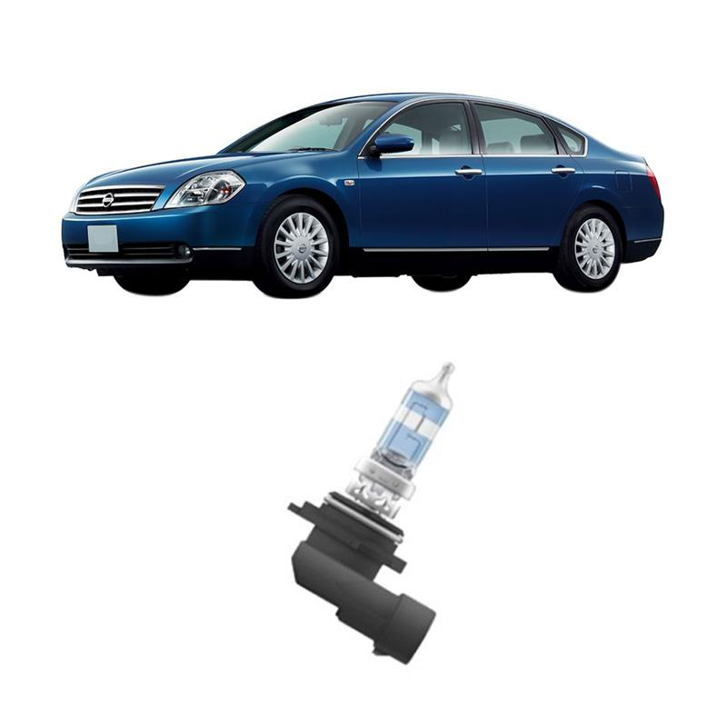 Osram HB4 Low Beam Lampu Mobil For Nissan Cefiro 2.0 & 2.3 [12 V/55 W] NBU-HB4 9006NBU