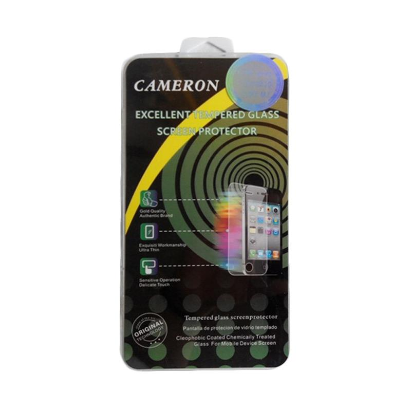 Cameron Tempered Glass Screen Protector for Andromax A - Clear