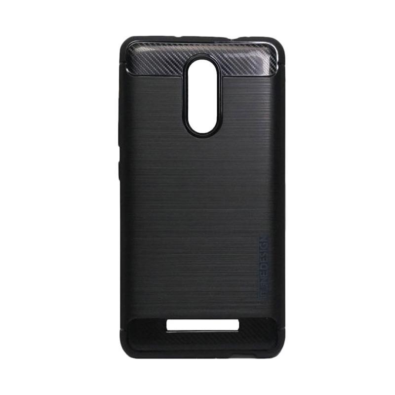 Tunedesign Slim Armor Casing for Xiaomi Redmi Note 4 - Black