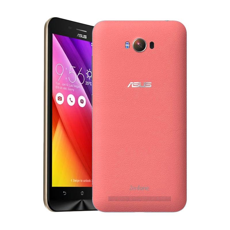 Ultrathin Aircase Casing for Asus Zenmax ZC550KL - Red Clear [Best Seller]