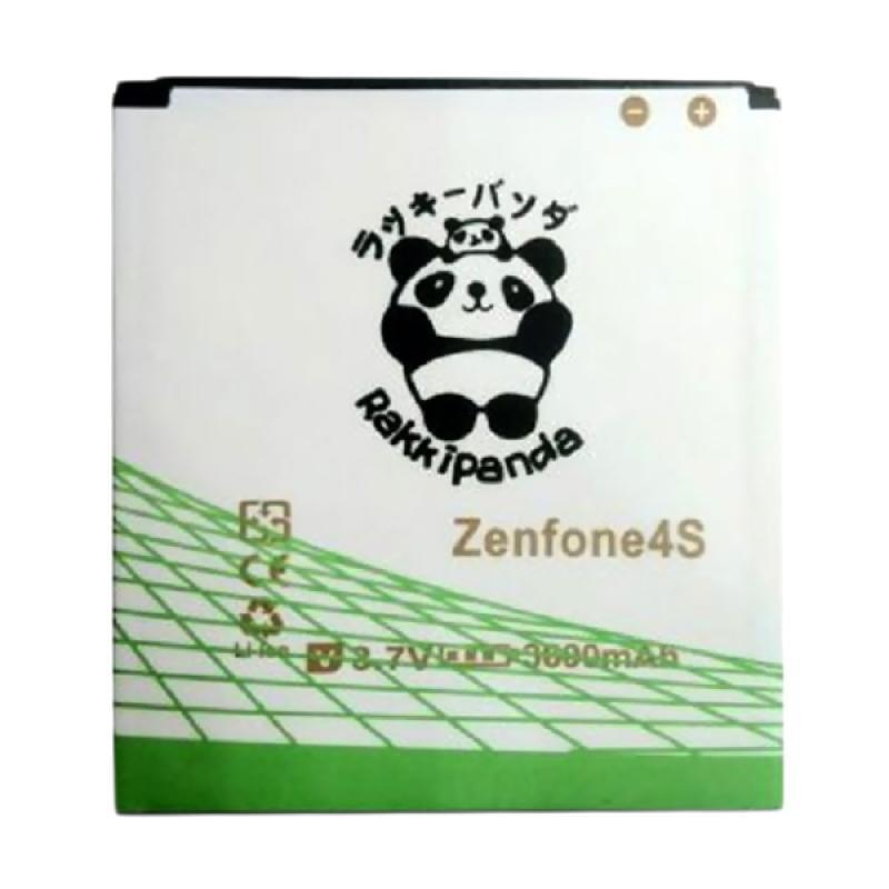 RAKKIPANDA Baterai Double Power IC for Asus Zenfone 4S A450CG [C11P1404]