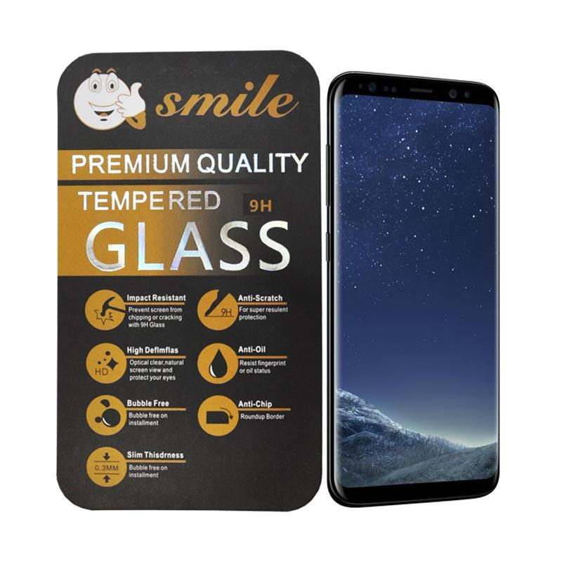 SMILE Tempered Glass Screen Protector for Samsung Galaxy S8