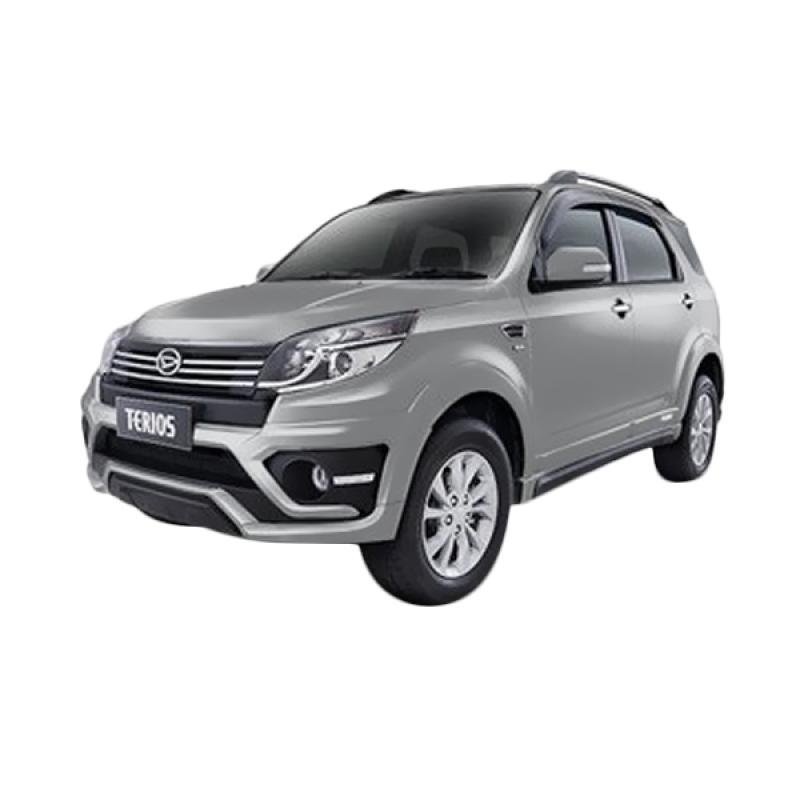 Daihatsu Terios R Adventure Mobil - Classic Silver Metallic