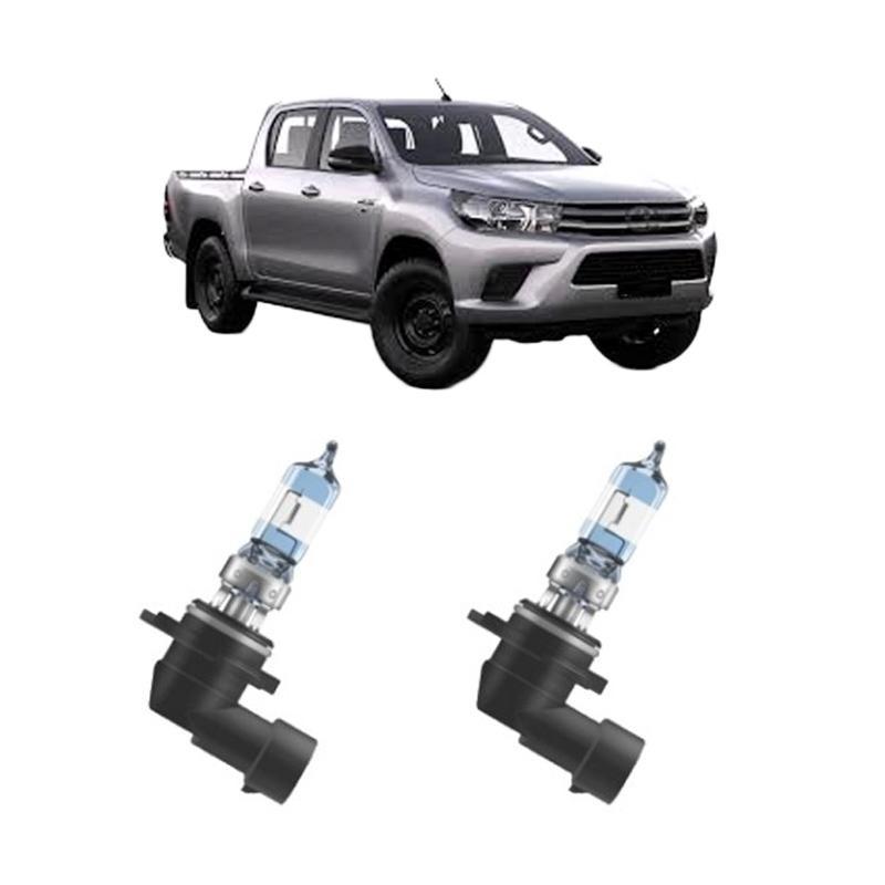 Osram HB3 High Beam Lampu Mobil For Toyota Hilux [12 V/55 W] NBU-HB3 9005NBU