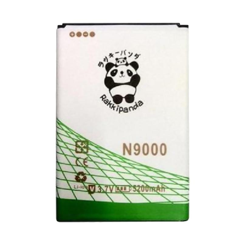 RAKKIPANDA Baterai Double Power IC for Samsung Note 3 N900