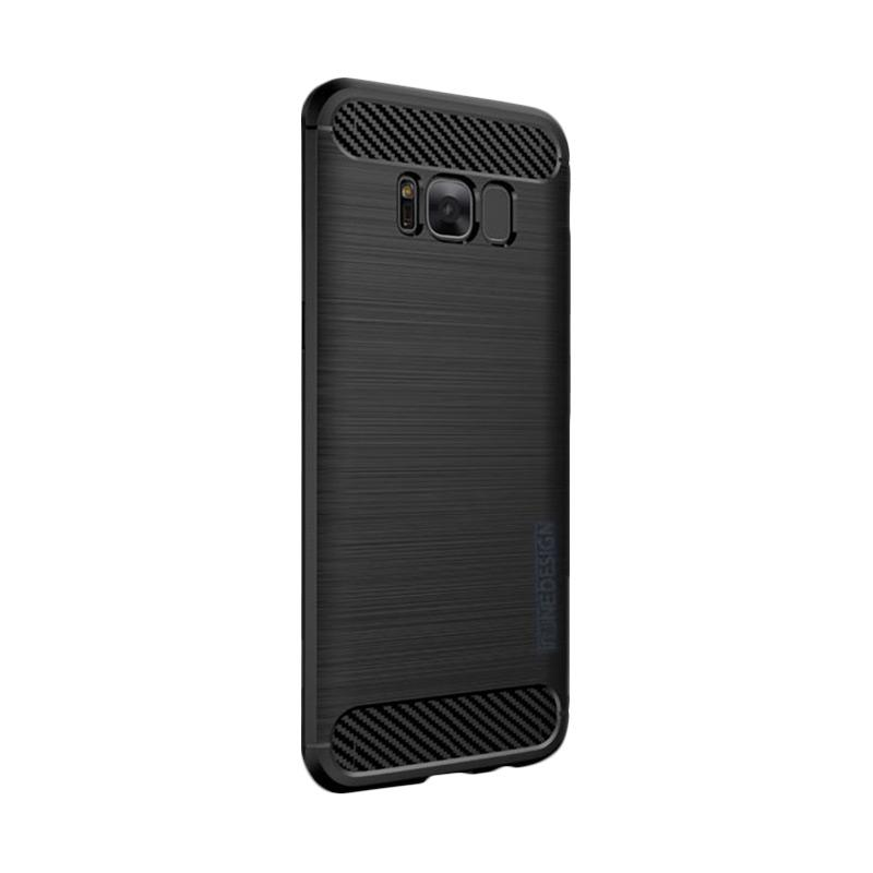 Tunedesign Slim Armor Casing for Samsung Galaxy S8 - Black