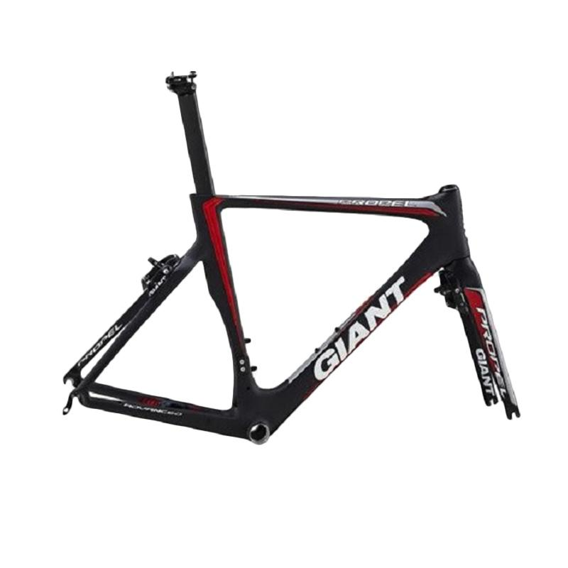 harga Giant Propel Advanced Frame Set Sepeda Balap - Composite Red [Size S / 50] Blibli.com