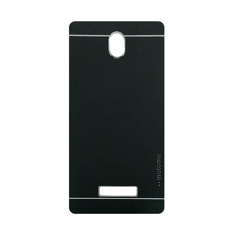 Motomo Metal Hardcase Backcase Casing for OPPO Yoyo or R2001 - Black