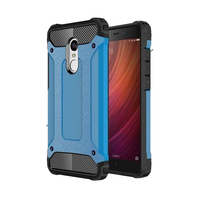 OEM Transformers Iron Robot Hardcase Casing for Samsung A310 A3 2016 - Blue