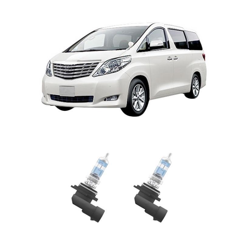Osram HB3 High Beam Lampu Mobil For Toyota Alphard [12V/55W] NBU-HB3 9005NBU