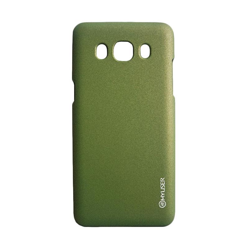 MyUser Colorado Hardcase Casing for Samsung Galaxy S8 - Hijau