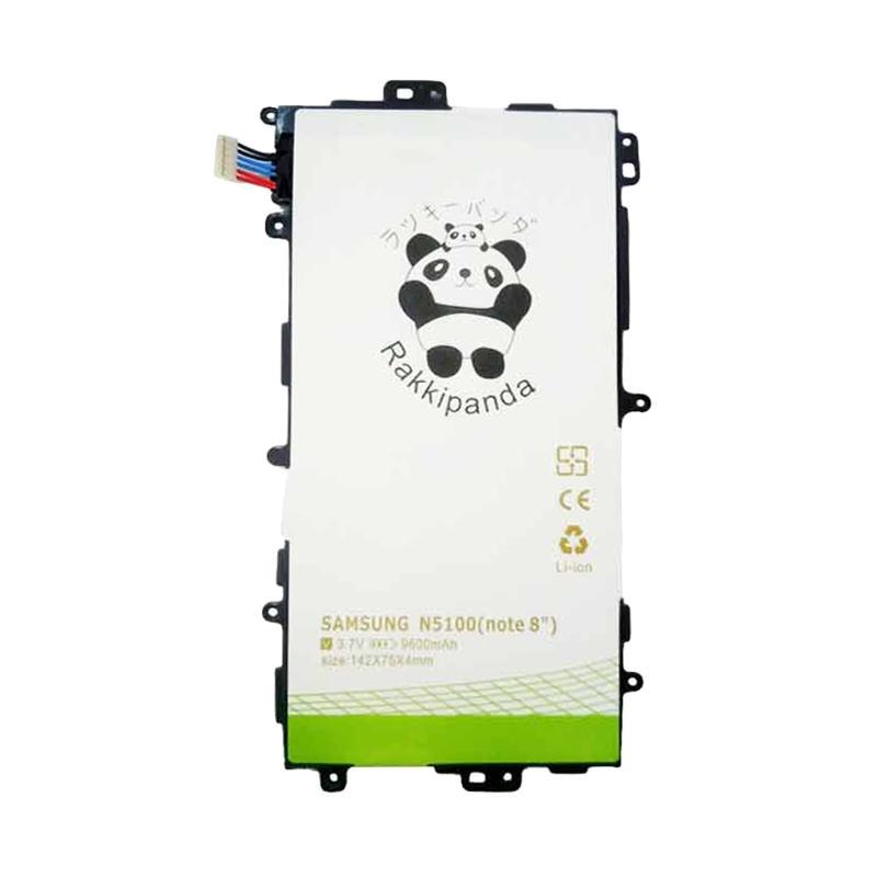 RAKKIPANDA Baterai Double Power IC for Samsung N5100 Note 8