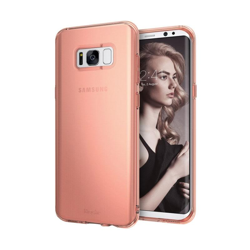 Rearth Ringke Air Casing for Samsung Galaxy S8 Plus - Rose Gold
