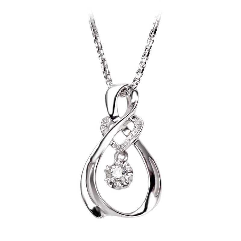 Tiaria DAKADZ001 Lionton Perhiasan Emas Putih [18K]