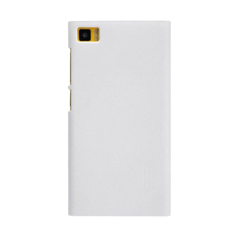 Nillkin Original Super Shield Hardcase Casing for Xiaomi M3 - White [1mm]
