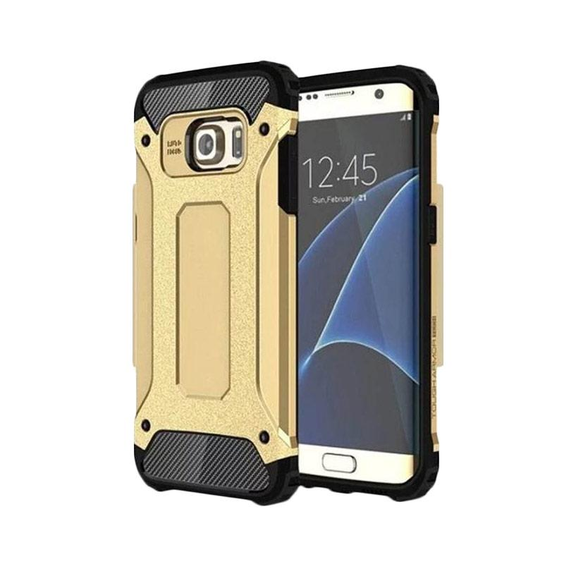 OEM Transformers Iron Robot Hardcase Casing for Samsung A510 A5 2016 - Gold
