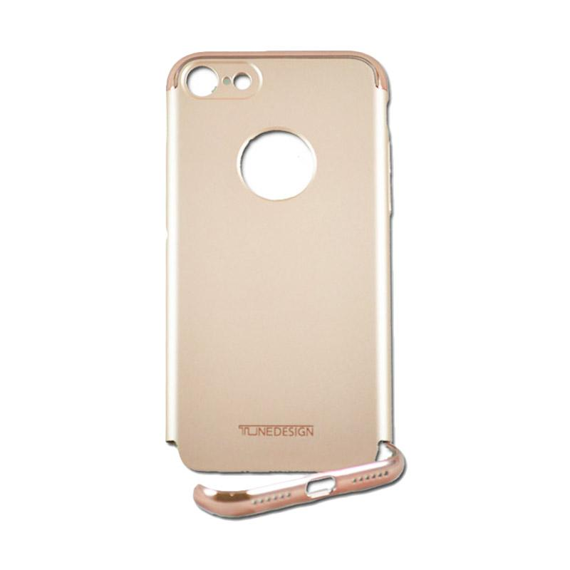Tunedesign PyShell Fusion Casing for iPhone 7 - Rose Gold