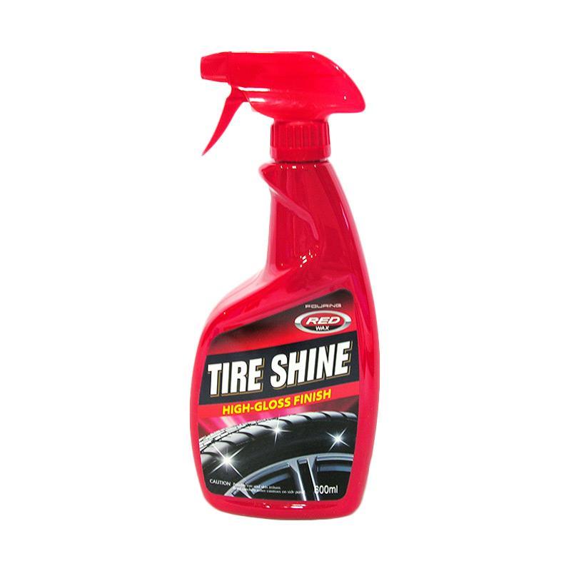 Fouring Red Wax NZ-552 Tire Shine Dressing Cairan Pembersih Ban