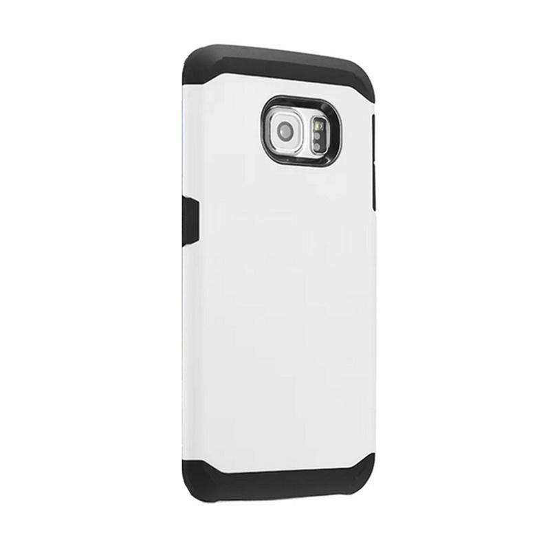 Spigen SGP Slim Armor Casing for Samsung Galaxy S6 Edge - Putih