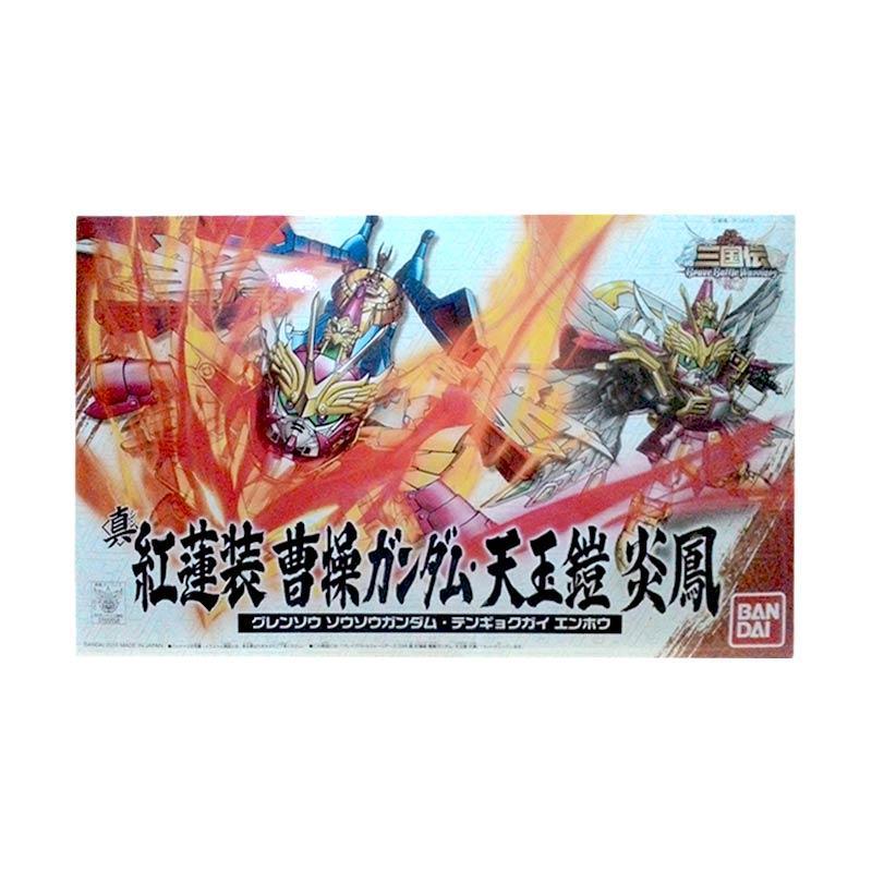 Bandai SD BB 038 Shin Gurenso Soso Gundam Tengyokugai Enho Model Kit