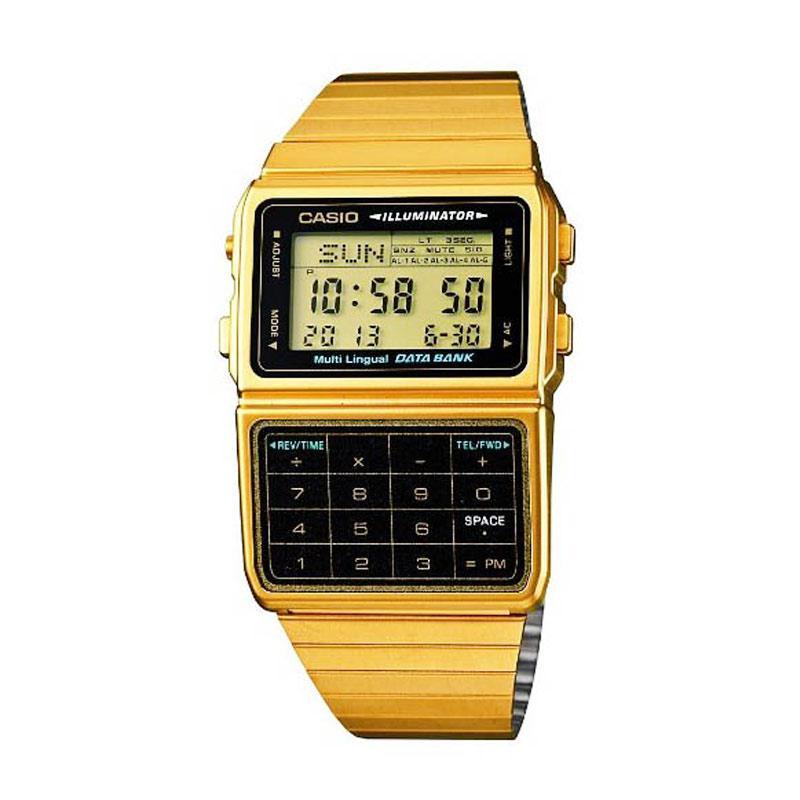 Jual Casio DBC-611G-1DR Multi Lingual Databank Calculator Jam Tangan Pria -  Gold Online - Harga   Kualitas Terjamin  c8ecd193f6