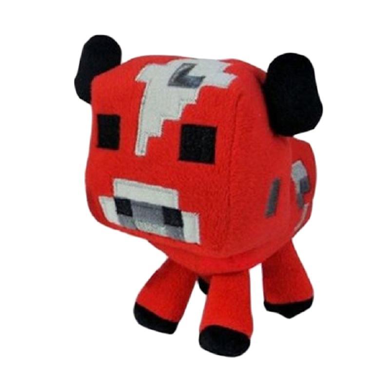 harga Spicegift Pixelated Cow Sapi Merah Export Quality Boneka Blibli.com