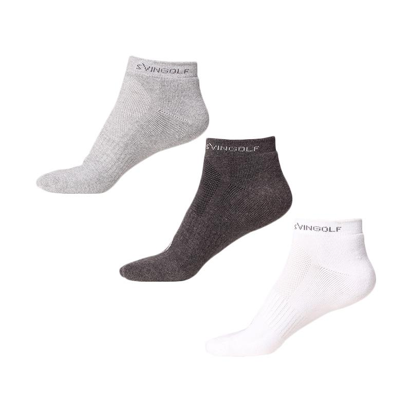 Svingolf Sport Soft White Kaos Kaki - Light Gray Dark Gray