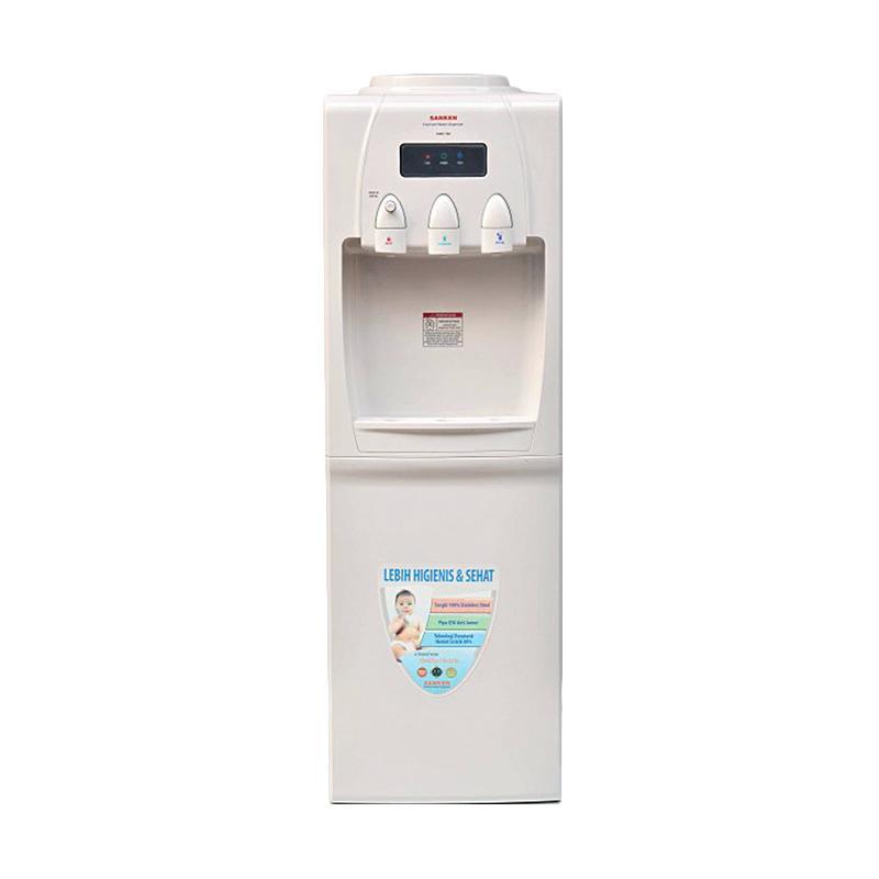 Sanken HWD-730N Utopia Eco 3in1 Dispenser  - Abu-abu [Khusus Jabodetabek]