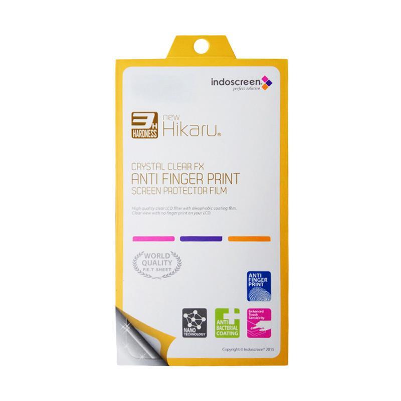 Hikaru Anti Finger Print Screen Protector for LG X CAM K580 - Clear