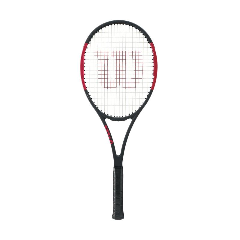 harga Wilson Pro Staff RF 97S Unstrung Grip 2 Raket Tenis - Black Red Blibli.com