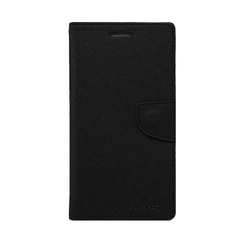 Mercury Fancy Diary Casing for Sony Xperia Z5 Premium E6853 - Hitam