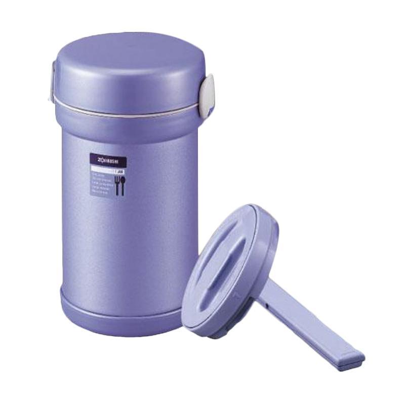 Zojirushi SL-NC09-AA Insulated Lunch Jar - Lavender Metallic