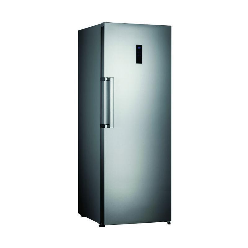 GEA GC-470 Kitchen Chiller Cabinet Kulkas 1 Pintu - Abu-abu [Khusus