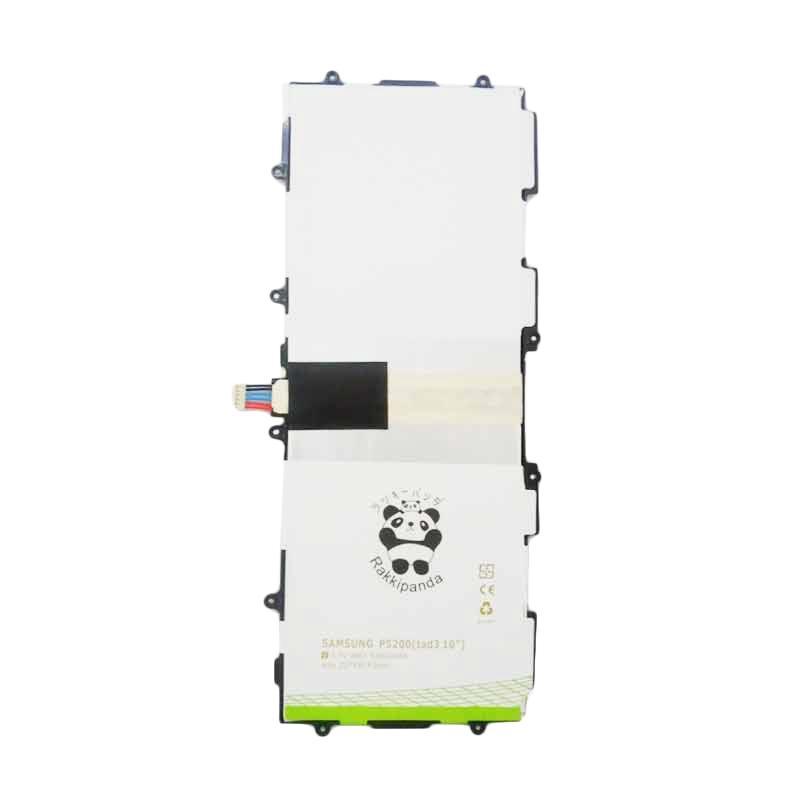 RAKKIPANDA Double Power & IC Battery for Samsung Galaxy Tab 3 P5200 10 Inch