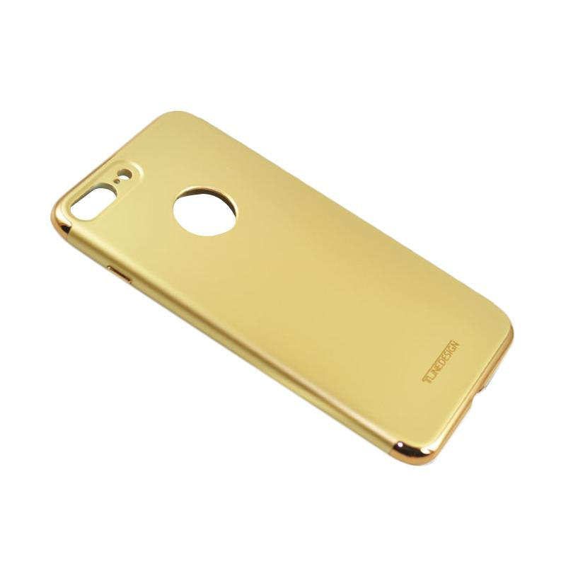 Tunedesign PyShell Fusion Casing for iPhone 7 Plus - Gold