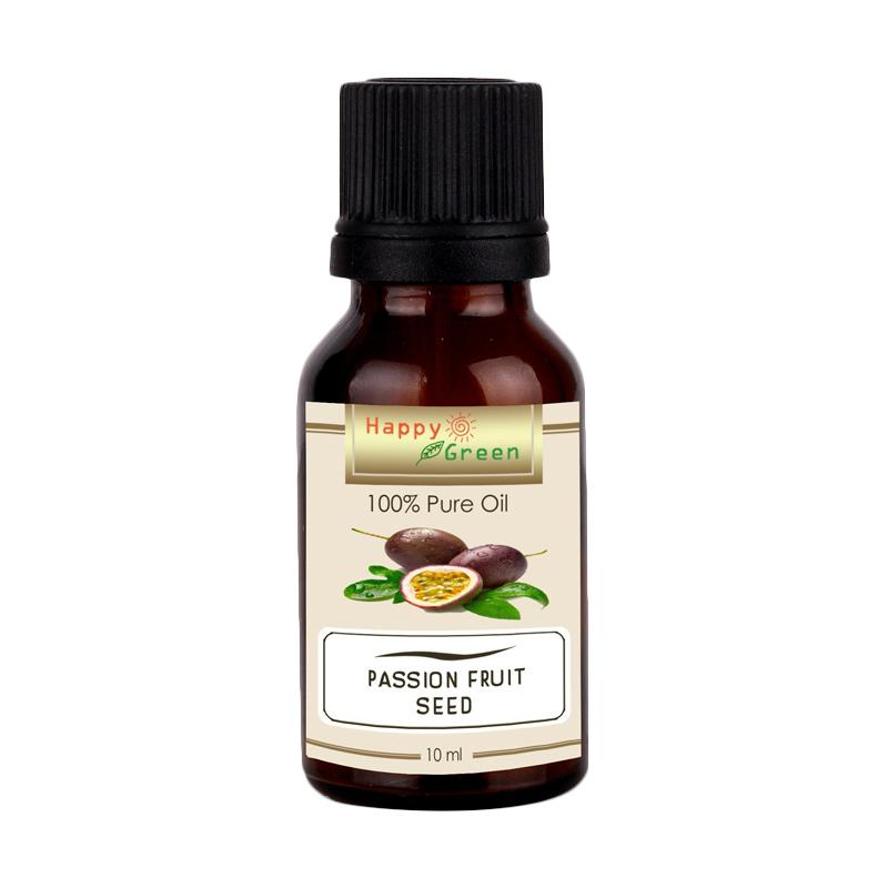 HAPPY GREEN Passion Fruit Seed Oil Minyak Biji Markisa [10 mL]