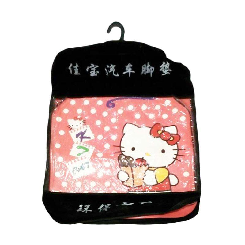 Hello Kitty Universal Motif HK Shopping Karpet Mobil