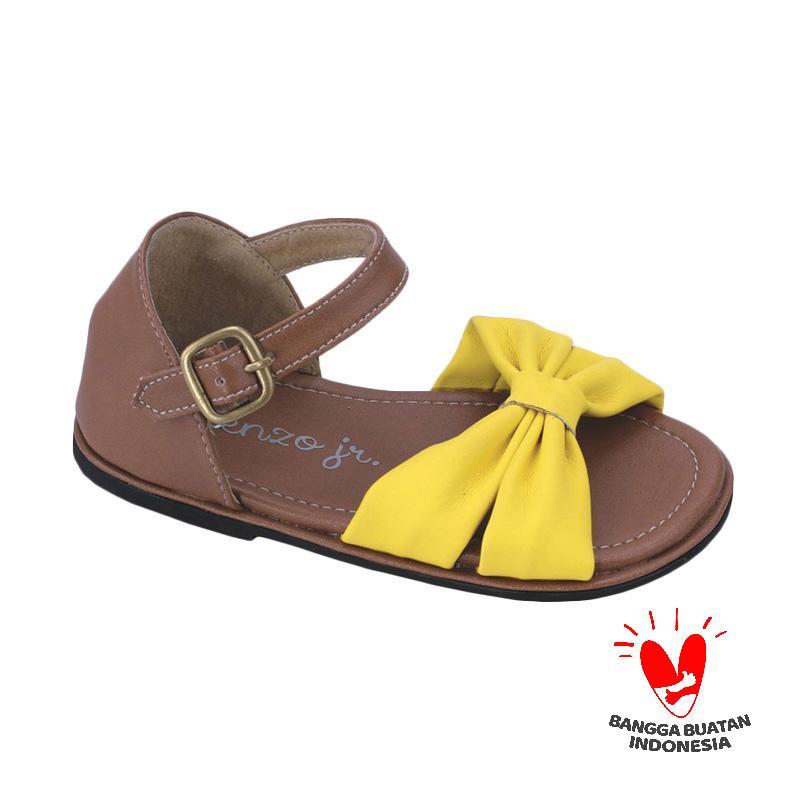 Catenzo Junior CJR CYL 010 Sepatu Sandal Anak Perempuan - Brown