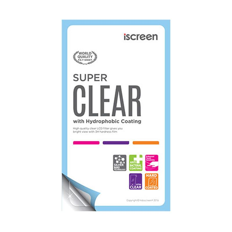 Indoscreen iScreen Anti Gores Screen Protector for Apple iPhone 4G - Clear [Fullset]