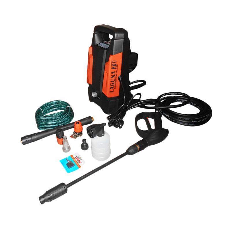 Jet Cleaner High Pressure / Mesin Cuci Mobil Motor Steam [ Pressure 100 Bar, Motor Capity 550 Watt ]