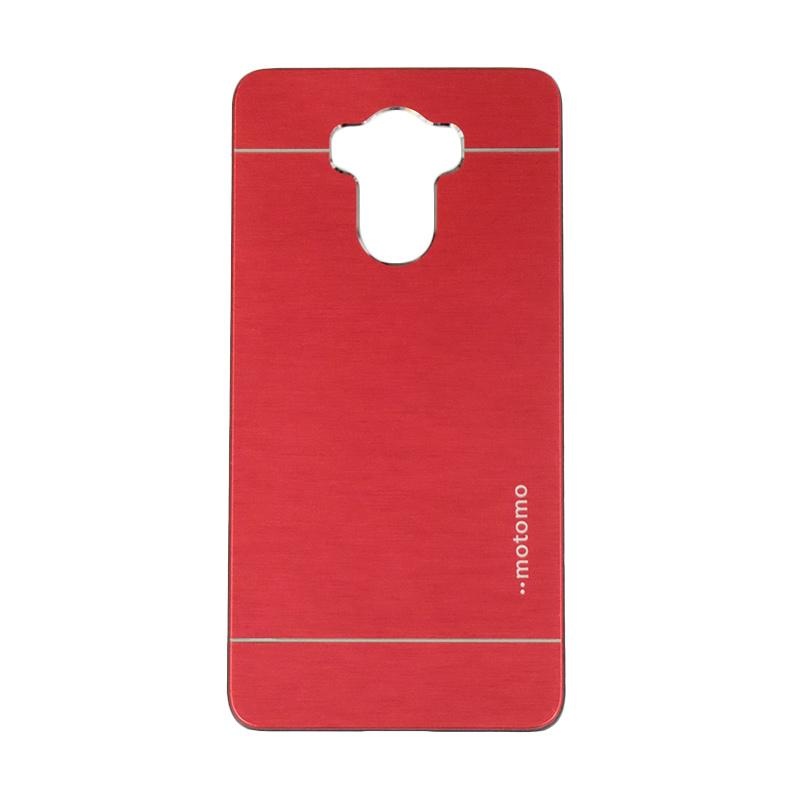 first rate f99f6 c9a5b Motomo Backcase Hardcase Casing for Xiaomi Redmi 4 or Xiaomi Redmi 4 Prime  - Red