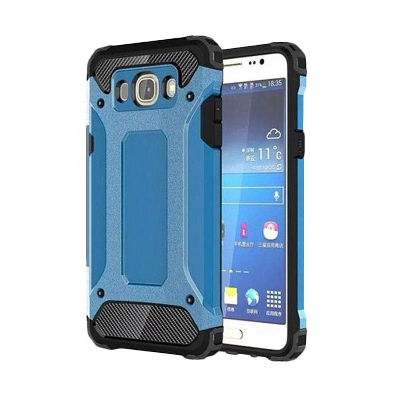 OEM Transformers Iron Robot Hardcase Casing for Samsung J1 Ace - Blue