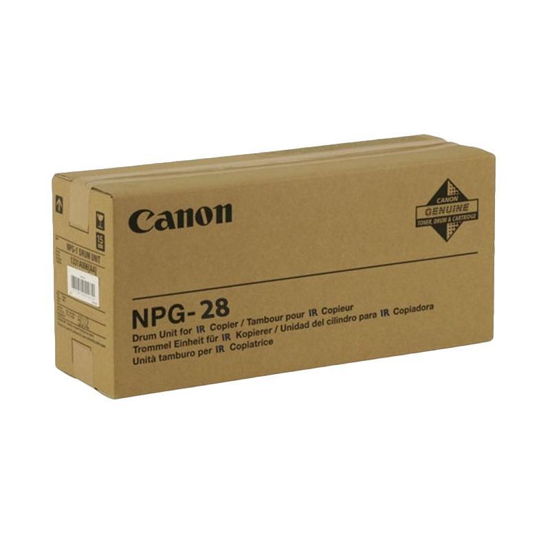 Canon Drum NPG 28 Original - Untuk Mesin Fotocopy IR2016, IR2318L, IR2420L, IR2020